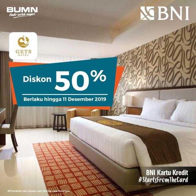 Diskon 50 Di Gets Hotel Semarang Dari Gets Hotel Semarang Https M Bnizona Com Promo View 3082 0